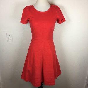 JCrew Ponte Swing Dress